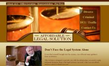 Affordable Legal Solution Home Page