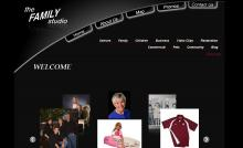 the Family studio Home Page
