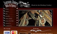 Jayson Jones Bits & Spurs Home Page